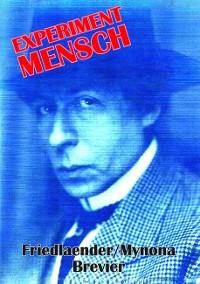 Cover Experiment Mensch