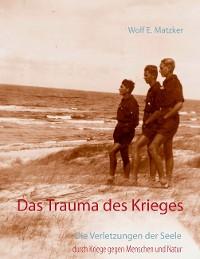 Cover Das Trauma des Krieges