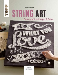 Cover String Art