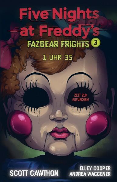 Five Nights at Freddy's - Fazbear Frights 3 - 1 Uhr 35