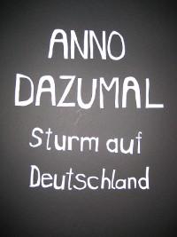 Cover Sturm auf Deutschland
