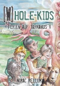 Cover Ferien auf Tarkanus X