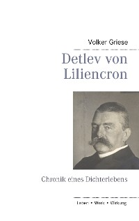Cover Detlev von Liliencron