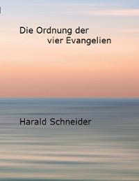 Cover Die Ordnung der vier Evangelien