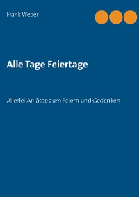 Cover Alle Tage Feiertage
