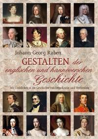Cover Gestalten der englischen und hannoverschen Geschichte