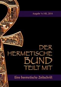 Cover Der hermetische Bund teilt mit