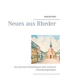 Cover Neues aus Rheder