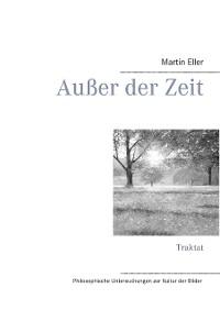 Cover Außer der Zeit