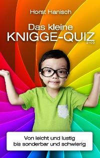 Cover Das kleine Knigge-Quiz 2100