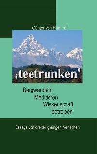Cover 'teetrunken'