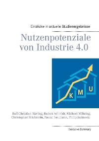 Cover Nutzenpotenziale von Industrie 4.0