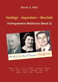 Cover Verfolgt - deportiert - überlebt