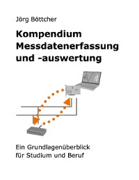 Cover Kompendium Messdatenerfassung und -auswertung