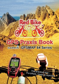 Cover GPS Praxis Book Garmin GPSMAP64 Series