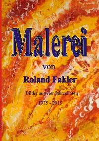 Cover Malerei von Roland Fakler