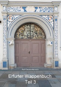 Cover Erfurter Wappenbuch Teil 3