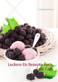 Cover Leckere Eisrezepte nach Low Carb