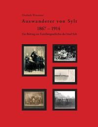 Cover Auswanderer von Sylt 1867-1914