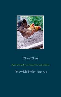 Cover Rebhuhnfarbene Polnische Grünfüßler
