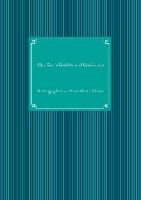 Cover Opa Kurt´s Gedichte und Geschichten