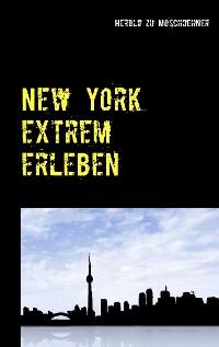 Cover New York extrem erleben
