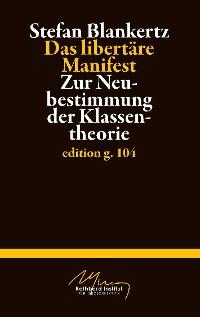 Cover Das libertäre Manifest