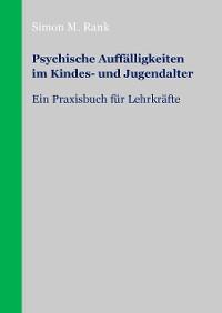 Cover Psychische Auffälligkeiten im Kindes- und Jugendalter