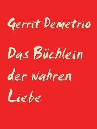 Cover Das Büchlein der wahren Liebe