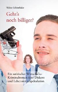 Cover Geht's noch billiger?