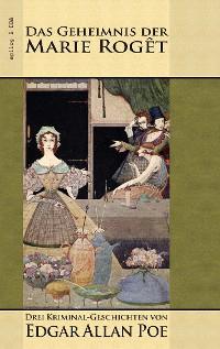 Cover Das Geheimnis der Marie Rogêt