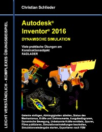Cover Autodesk Inventor 2016 - Dynamische Simulation