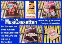 Cover Die MusiCassetten