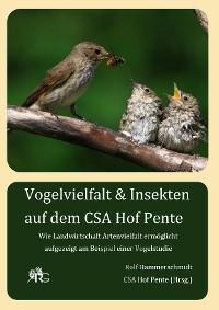 Cover Vogelvielfalt & Insekten auf dem CSA Hof Pente