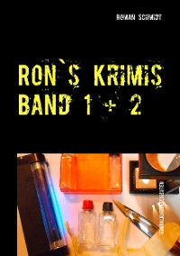 Cover Ron's Krimis Band 1 + 2
