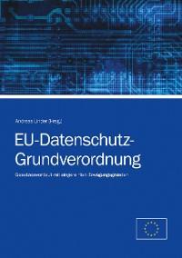 Cover EU-Datenschutz-Grundverordnung