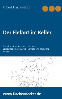 Cover Der Elefant im Keller