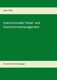 Cover Internationales Hotel- und Gastronomiemanagement