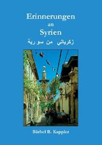 Cover Erinnerungen an Syrien