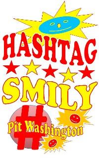 Cover Hashtag Smily