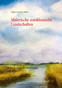 Cover Malerische norddeutsche Landschaften