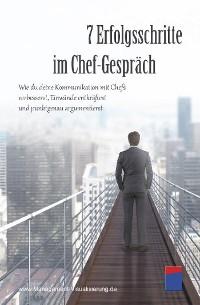 Cover 7 Erfolgsschritte im Chef-Gespräch