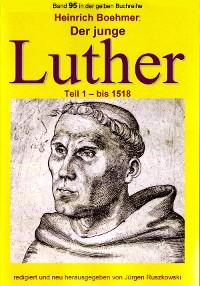 Cover Der junge Luther - Teil 1 - bis 1518