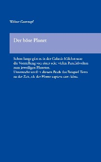 Cover Der böse Planet