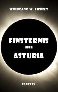 Cover Finsternis über Asturia