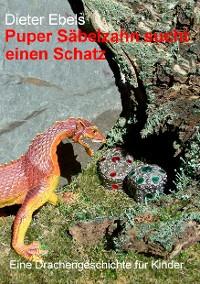 Cover Puper Säbelzahn sucht einen Schatz