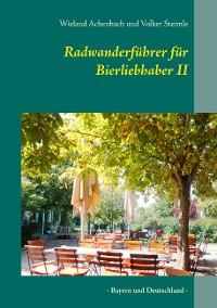 Cover Radwanderführer für Bierliebhaber II