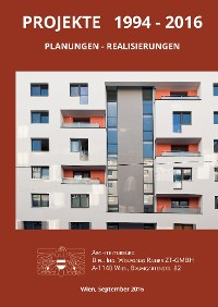 Cover Architekt Wolfgang Rainer