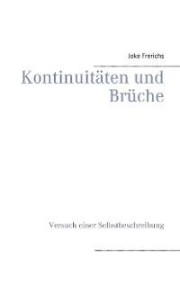 Cover Kontinuitäten und Brüche