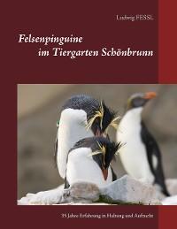 Cover Felsenpinguine im Tiergarten Schönbrunn